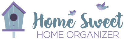 Home Sweet Home Organizer